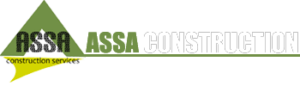 Logo Assa Construction Services light